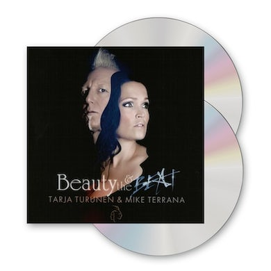 Tarja Beauty And The Beat 2CD Live Album (European Edition) CD CD