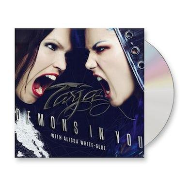 Tarja Demons In You CD Single