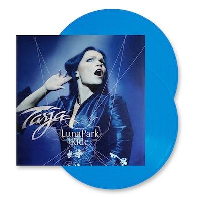 Tarja Luna Park Ride Blue Vinyl Live Album Double LP