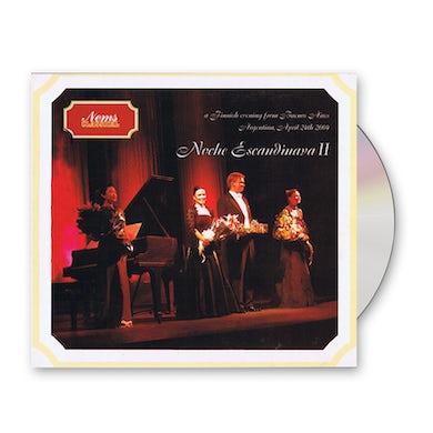 Tarja Noche Escandinava II Live Album CD
