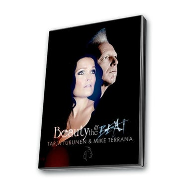 Tarja Beauty And The Beat Live DVD  (Argentinean Version) DVD