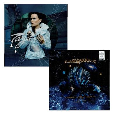 Tarja Enigma / Act II Picture Disc 10 Inch (Vinyl)