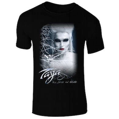 Tarja From Spirits & Ghosts T-Shirt (White Version)