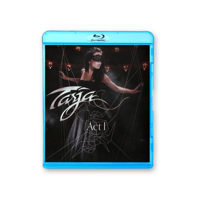 Tarja Act I Blu-ray