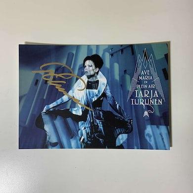 Tarja Ave Maria Postcard (Signed)