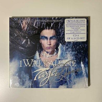 Tarja I Walk Alone Digipack  Single Cut CD (Signed) CD Single