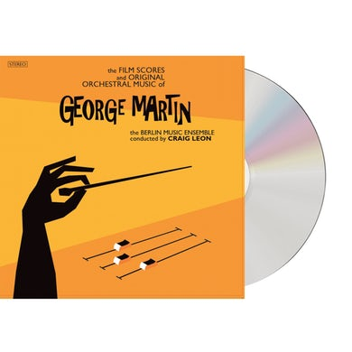 George Martin The Film Scores And Orchestral Music Of CD