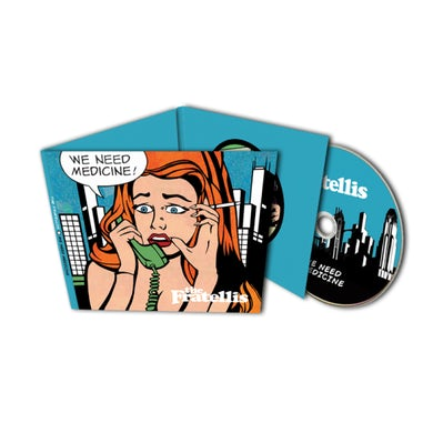 The Fratellis We Need Medicine Deluxe CD