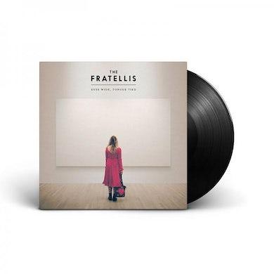 The Fratellis Eyes Wide, Tongue Tied Black Vinyl LP LP