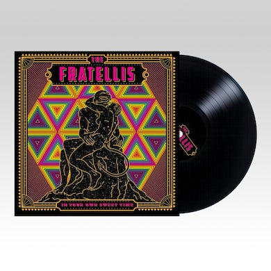 The Fratellis In Your Own Sweet Time LP (Vinyl)