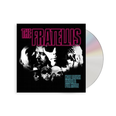 The Fratellis Half Drunk Under A Full Moon (Signed) CD