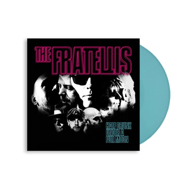 The Fratellis Half Drunk Under A Full Moon Coloured Vinyl (Exclusive) LP