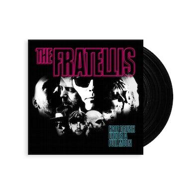The Fratellis Half Drunk Under A Full Moon Black Vinyl LP