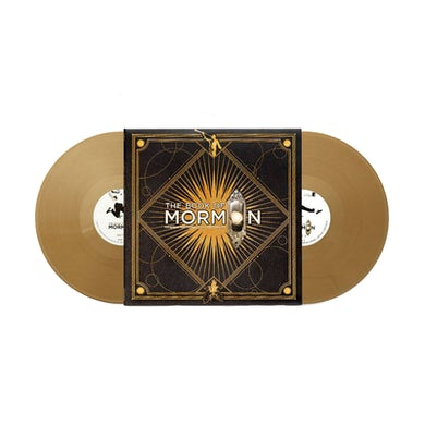 Book Of Mormon Double Heavyweight LP (Vinyl)