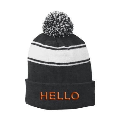 Book Of Mormon Hello Pom Beanie