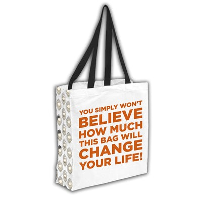 Book Of Mormon Recycled Tote Bag