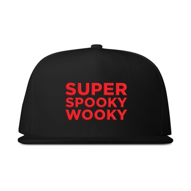Book Of Mormon Super Spooky Wooky Snapback