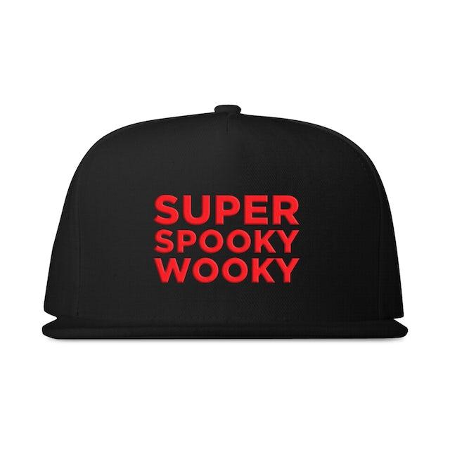 Book Of Mormon Super Spooky Wooky Snapback