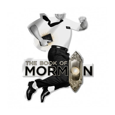 Book Of Mormon Acrylic Magnet