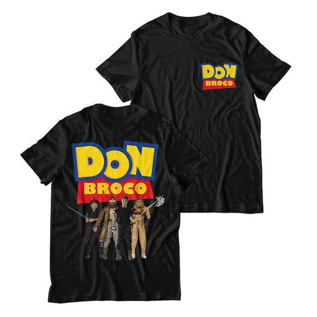 Don Broco Toy Story T-Shirt
