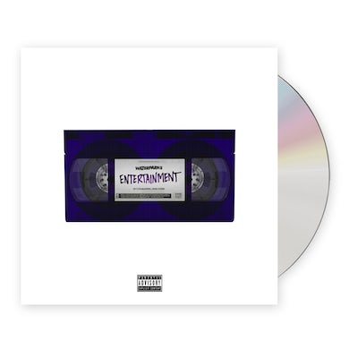 Waterparks Entertainment CD