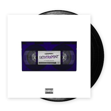 Waterparks Entertainment LP (Vinyl)