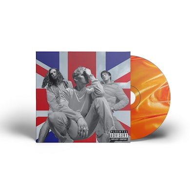 Greatest Hits (Union Jack Cover) CD