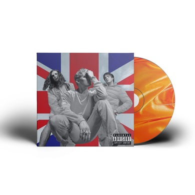 Waterparks Greatest Hits (Union Jack Cover) CD
