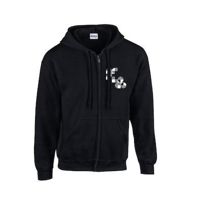 ACR Loco Black Zip Hoodie