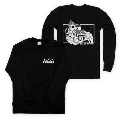 BLACK FOXXES Long Sleeve T-Shirt