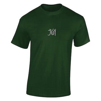 BLACK FOXXES Joy Green T-Shirt
