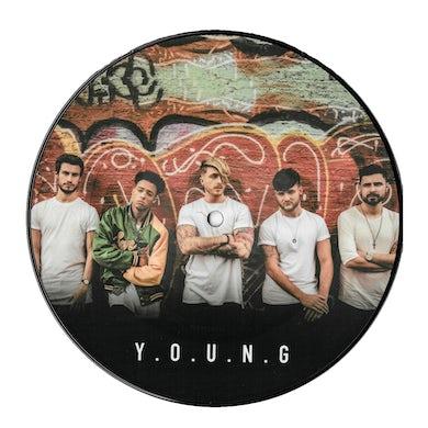 Y.O.U.N.G Lazy 7 Inch (Vinyl)