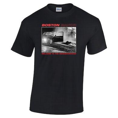 Boston Manor Welcome to The Neighbourhood T-Shirt