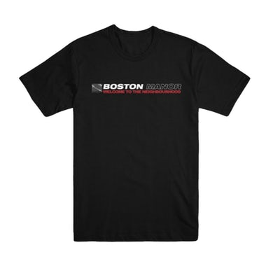 Boston Manor Bad Machine T-Shirt