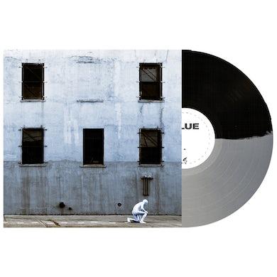 Boston Manor Glue Black/Silver Vinyl