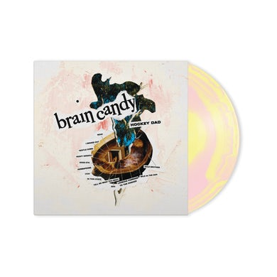 Hockey Dad Brain Candy Swirl  LP (Vinyl)
