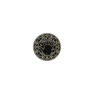 Of Mice And Men EarthAndSky Enamel Pin Badge
