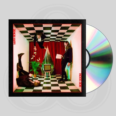 DEMOB HAPPY Holy Doom CD