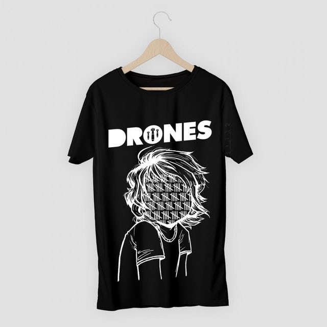 The Drones Tally T-Shirt