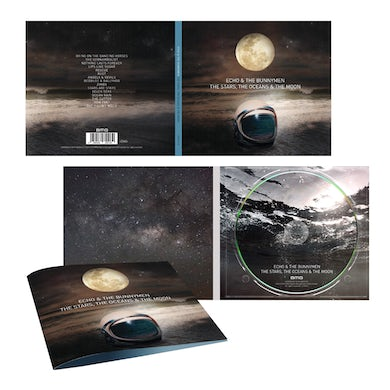 Echo & the Bunnymen The Stars, The Oceans & The Moon CD