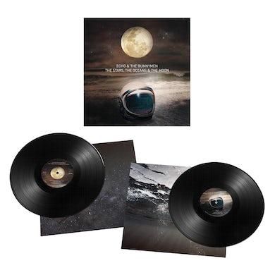 Echo & the Bunnymen The Stars, The Oceans & The Moon Double Heavyweight LP (Vinyl)