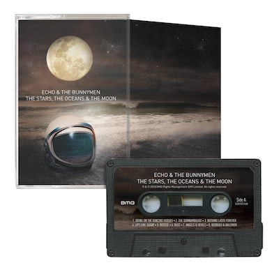 Echo & the Bunnymen The Stars, The Oceans & The Moon Cassette