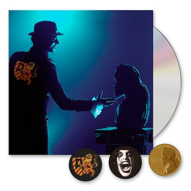 Avatar Country (w/ Patch, Ltd Edition) CD