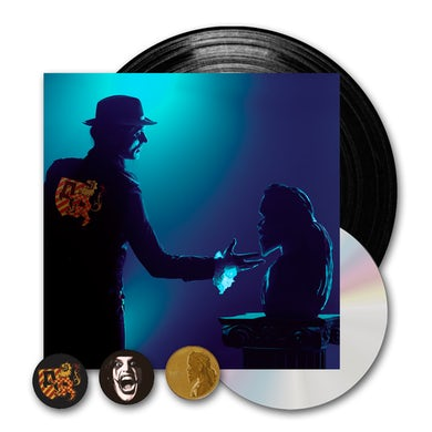 Avatar Country Black (w/ CD Insert) LP (Vinyl)