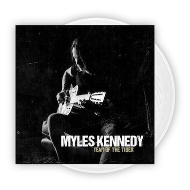 Myles Kennedy Year Of The Tiger Ltd Edition White Vinyl LP LP