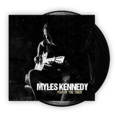 Myles Kennedy Year Of The Tiger Black LP (Vinyl)