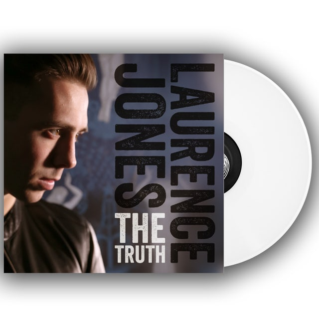 Laurence Jones The Truth Deluxe White 12 Inch (Vinyl)