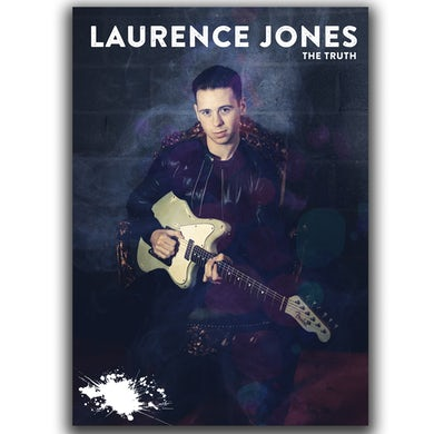 Laurence Jones Limited Edition A2 Poster Signed & Numbered