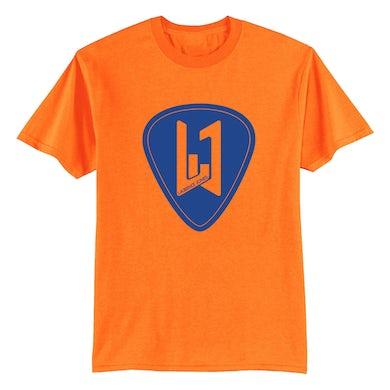 Laurence Jones Orange Logo T-Shirt