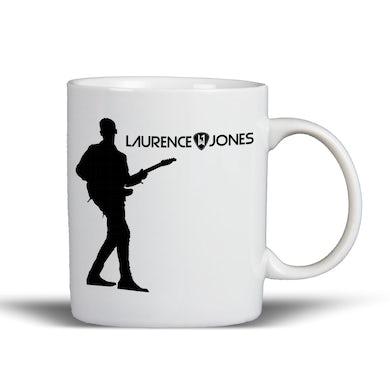 Laurence Jones White Mug